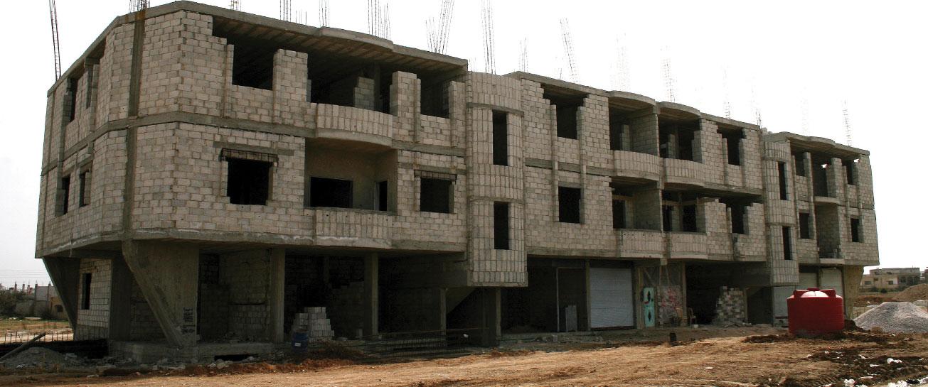 لتخفيض أسعار العقارات.. خبير يدعو إلى استثمار عشرات آلاف الأبنية على الهيكل وقروض ميسرة للبناء