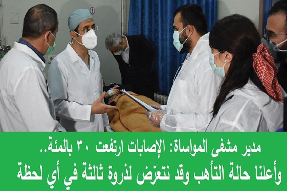 لا إثبات علمياً دقيقاً على وجود طفرة جديدة لفيروس كورونا في سورية