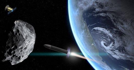 كويكب ضخم يقترب من الأرض .. لمسافة مليون كيلو متر فقط
