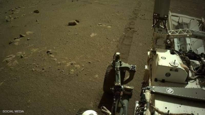 """""""ناسا"""" تنشر أصواتاً من كوكب المريخ"""