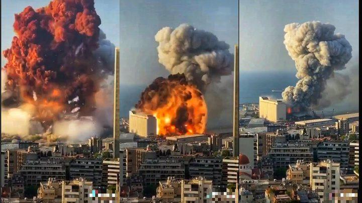 علماء يابانيون: انفجار مرفأ بيروت أدّى لأضرار بالغلاف الجوّي للأرض
