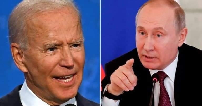 الرئيس الروسي فلاديمير بوتين معلقا على تصريحات بايدن الأخيرة ضده: أتمنى له الصحة.. القاتل هو من يصف الآخر بذلك