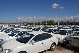 مزاد لبيع سيارات وآليات الشهر المقبل