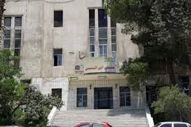 محطة توليد أوكسجين في مشفى ابن النفيس بدمشق