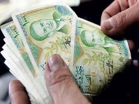 تحسين جديد لليرة السورية أمام الدولار الأميركي