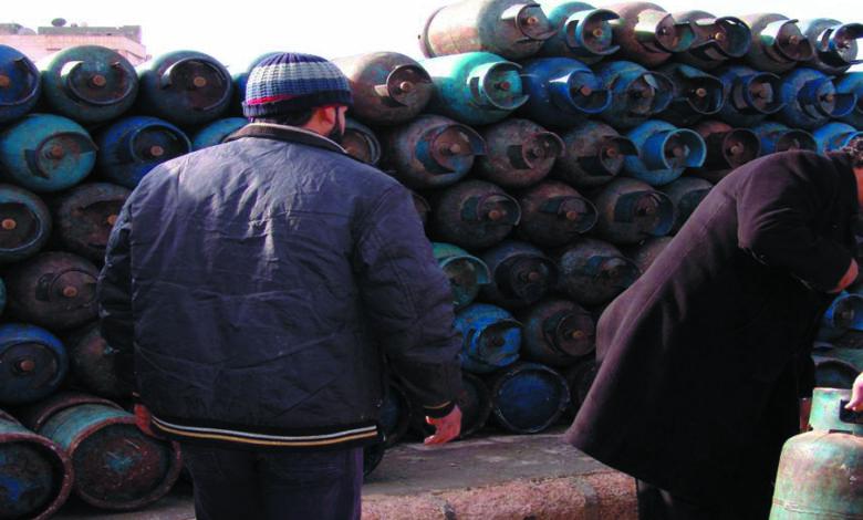 حماة تحدد أسعار إسطوانة الغاز المنزلي والصناعي