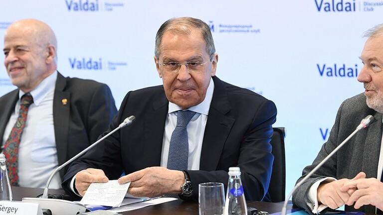 """لافروف: الجولة المقبلة لاجتماعات """"الدستورية السورية"""" ستكون جديدة نوعيا"""
