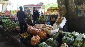 لا بوادر لانخفاض أسعار الخضر والفواكه