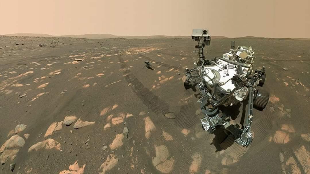 """""""ناسا"""" تستخرج الأوكسجين النقي في المريخ لأول مرة"""
