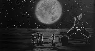 رجل أعمال يدعو إلى بناء قاعدة فوق سطح القمر ومدينة على المريخ