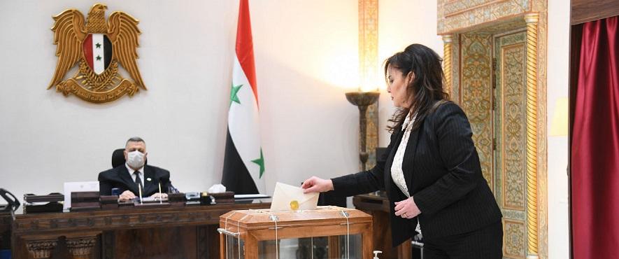 إقبال «كبير» من أبناء الجالية السورية في العراق والصين للمشاركة في الاستحقاق الرئاسي