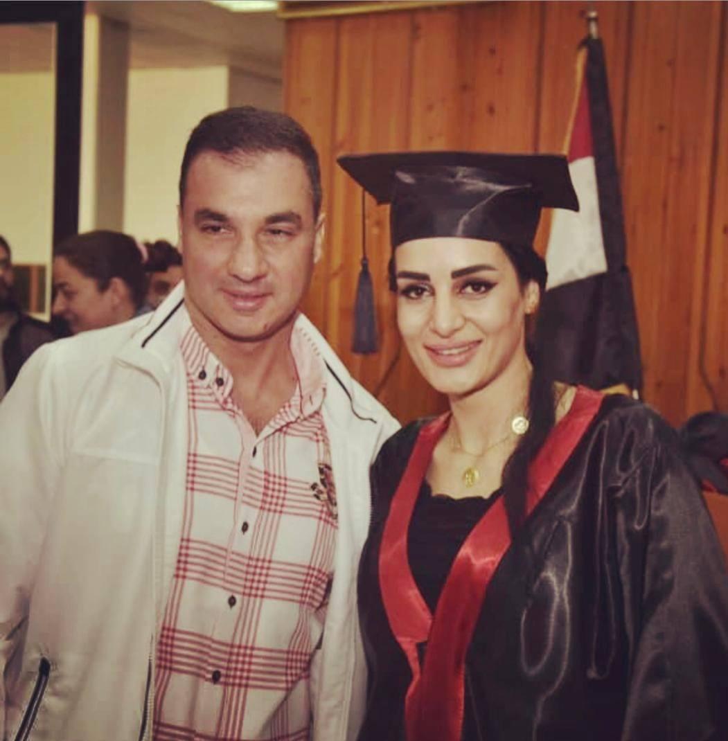 اول طالبة تنال شهادة الدكتوراه في الرياضة