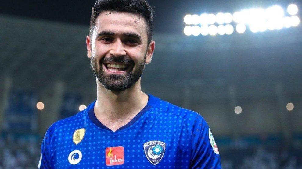 حساب دوري أبطال آسيا الرسمي يشبّه عمر خريبين بكريستيانو رونالدو