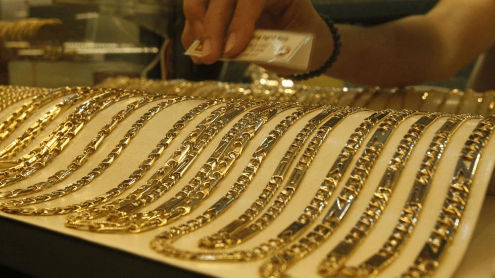 الذهب يرتفع للمرة الثالثة خلال أسبوع