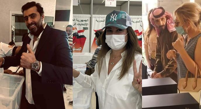 فنانو سوريا في الخارج ينتخبون.. والفنانون في الداخل: المشاركة في الانتخابات حتمية