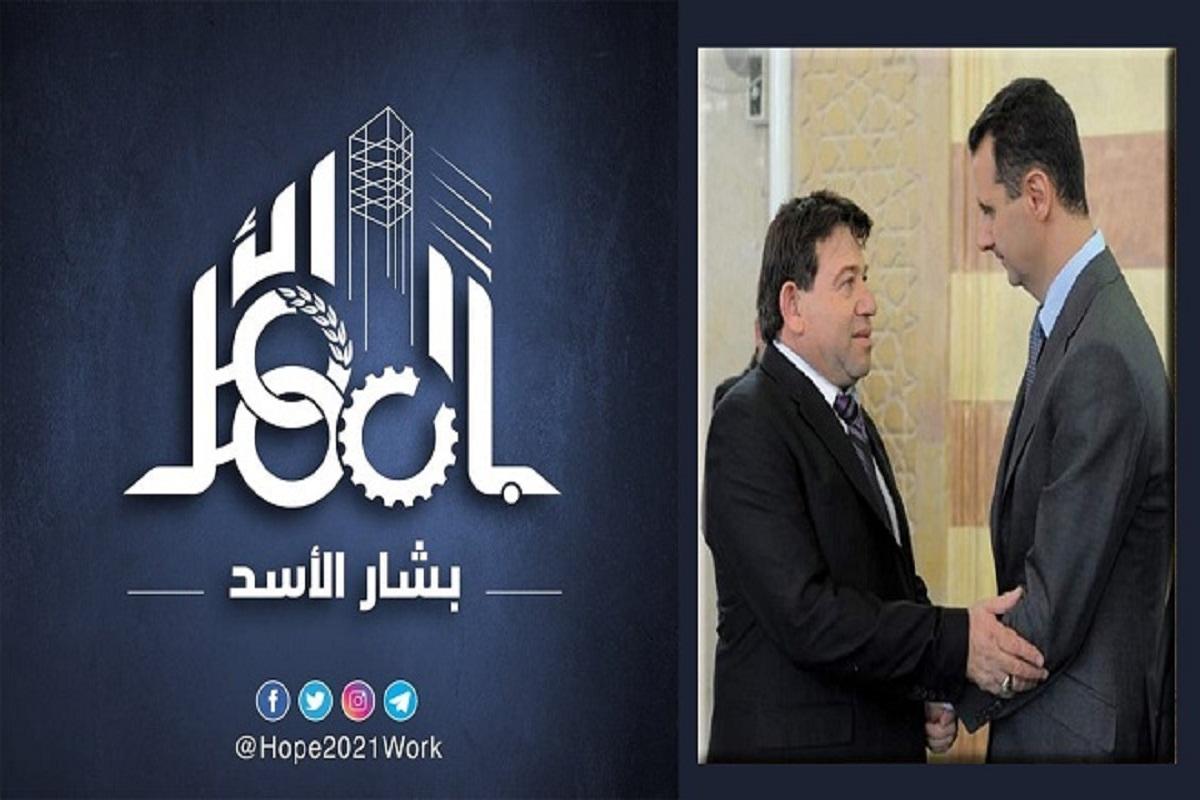 محمد قبنض يكتب .. لهذا أنتخب الرئيس بشار الأسد