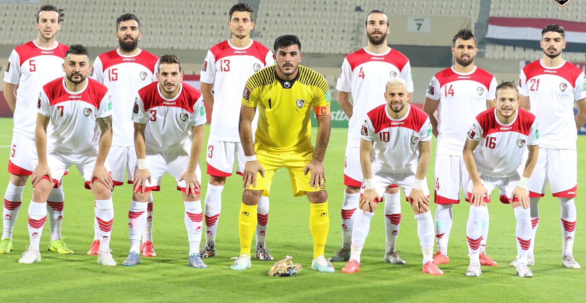 منتخبنا بكرة القدم حافظ على العلامة الكاملة والصدارة ... وضمن تأهله إلى النهائيات الآسيوية والدور الحاسم من تصفيات كأس العالم