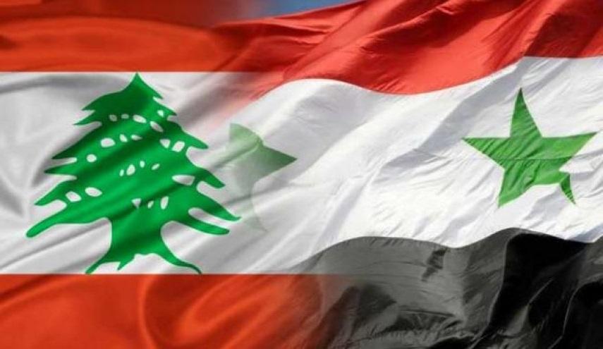 وفد لبناني يصل إلى دمشق لبحث التعاون المشترك