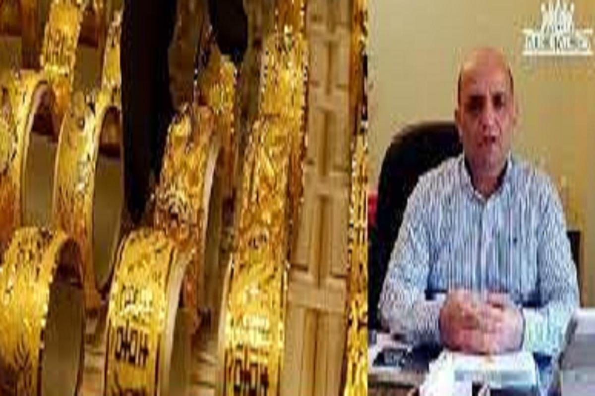 رئيس جمعية الصاغة بدمشق: توقعات بانخفاض أسعار الذهب محلياً