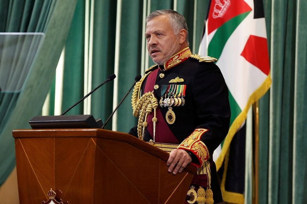 وكالة أردنية: الملك عبد الله يحمل رسالة سورية إلى بايدن