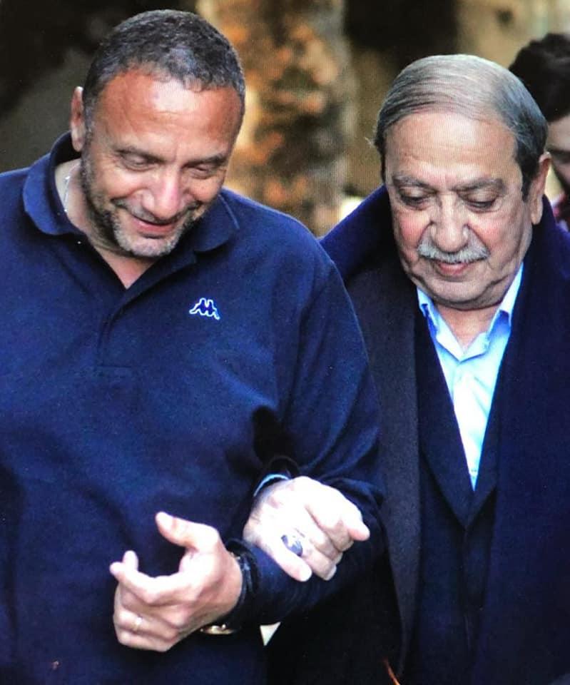 """بعد رحلة """"دمشق حلب"""" دريد لحام وباسل الخطيب معاً في """"الحكيم"""""""