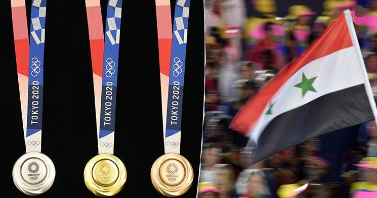 أحلام سوريا في أولمبياد طوكيو.. كسر حاجز الميداليات الثلاث