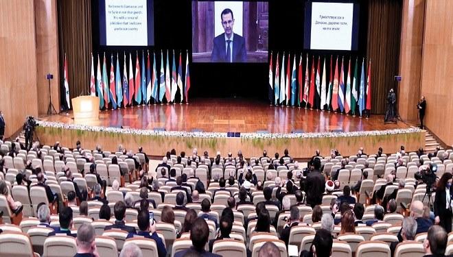 بحضور مئات الشخصيات والهيئات الحكومية الروسية وممثلي المنظمات الدولية والبعثات الدبلوماسية …