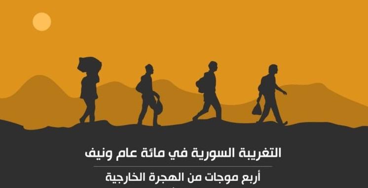 كتب زياد غصن.. التغريبة السورية في مائة عام ونيف: أربع موجات من الهجرة الخارجية