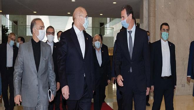 الرئيس الأسد: إيران شريك أساسي لسورية..