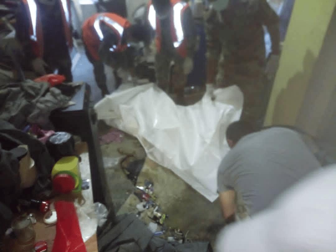 في حادثة تكررت للمرة الثانية خلال يومين.. العثور على جثة متفسخة لرجل مسن في حي القصاع بدمشق
