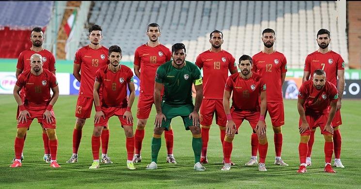 تراجع تصنيف المنتخب السوري بحسب الفيفا