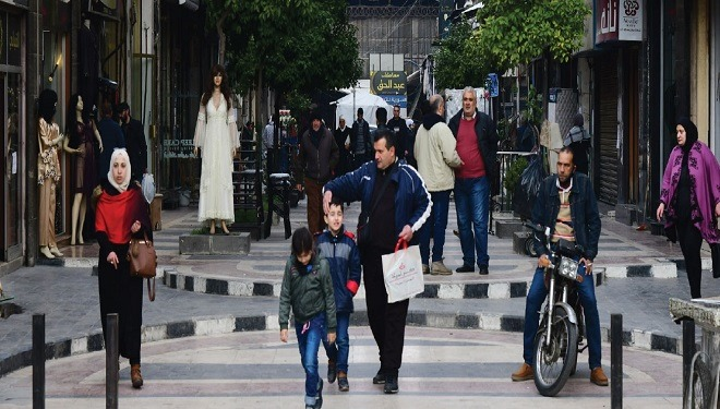 مدير التموين: وضع الأسواق في دمشق مخيف لغلاء الأسعار وقمنا بتكثيف جولاتنا مؤخراً