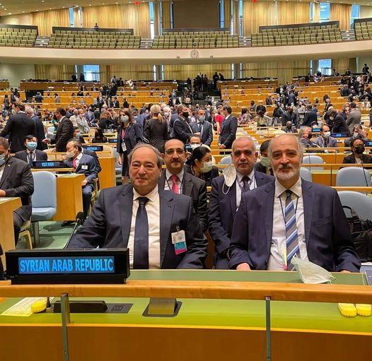 بمشاركة سورية.. الأمم المتحدة تبدأ مناقشتها العامة للدورة السادسة والسبعين