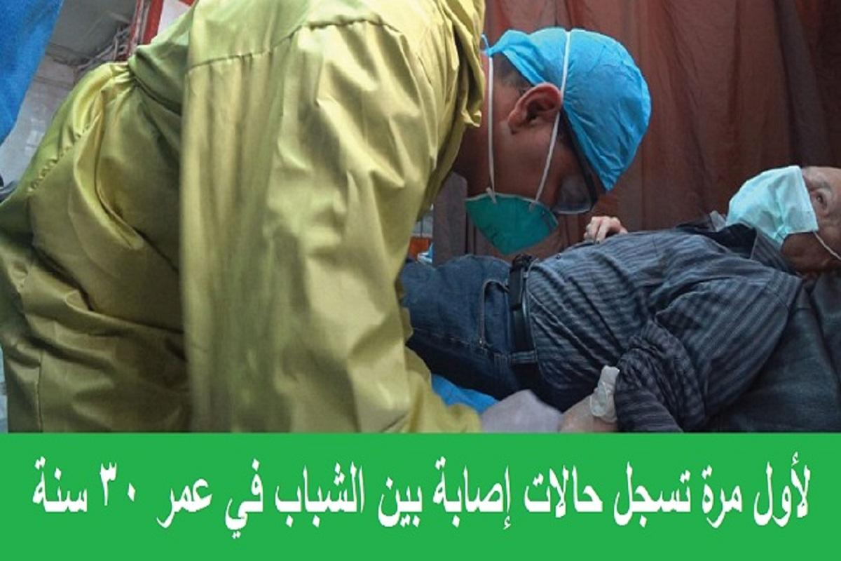 مدير «المجتهد»: وصلنا إلى الذروة في عدد الإصابات و35 حالة تصل يومياً للمشفى