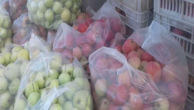 تأخر السورية للتجارة في وضع الأسعار التأشيرية يلحق الضرر بمزارعي التفاح
