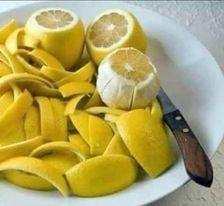 قشر الليمون هذه فوائده