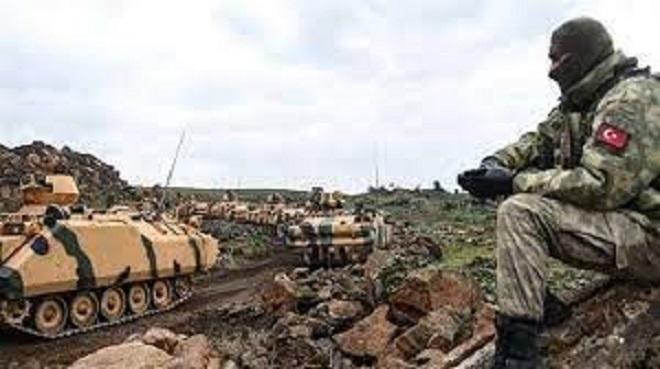 معلومات عن استقالات لجنرالات أتراك مسؤولين عن العمليات العسكرية في سورية