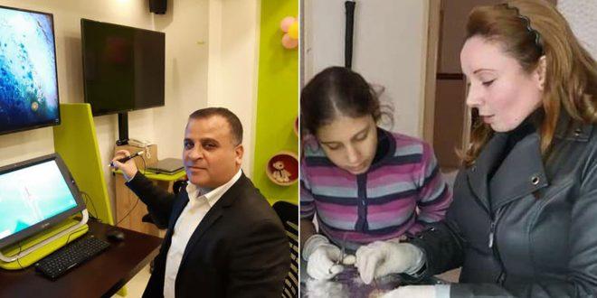 ثلاثة معلمين سوريين يفوزون بجائزة المعلم العالمي 2021