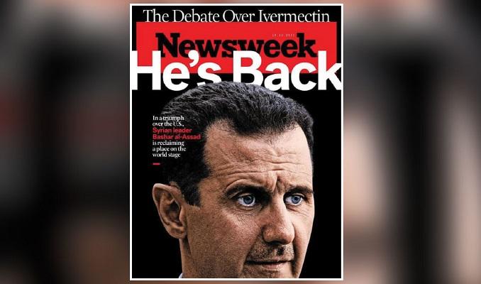 «نيوزويك» الأميركية: الرئيس «الأسد يعود إلى الساحة الدولية»