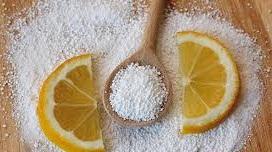 تعرف على أهمية حمض الليمون !!