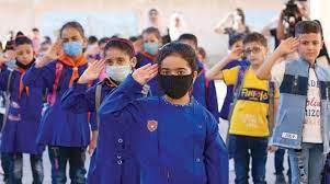 """""""1250"""" إصابة كو**رونا في مدارس سوريا"""