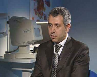 صاحب الأيدي الذهبية والحائز على جائزة الإبداع العلمي.. طبيب العيون الأشهر في روسيا يوسف نعيم يوسف