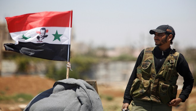 بشائر نصر درعا تدمي قلوب من راهنوا على سقوطها